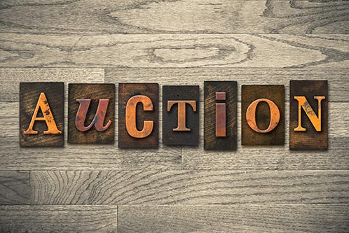 Silent Auction 2018