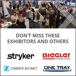 AORN Global Surgical Conference & Expo - Featured Exhibitors Ad
